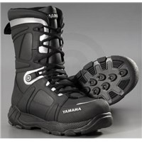 Yamaha Black Polar 3 Waterproof Boot