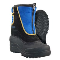 Itasca Snowstomper II Navy Winter Boot Kids