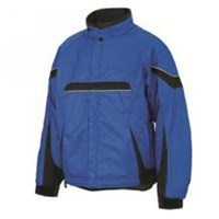 Blue Men's Yamaha Adventure Trail Snow Jacket