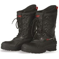 Black Fly Aurora Snow Boots