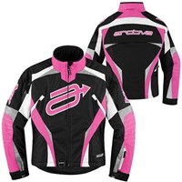 Pink Arctiva Childrens Comp7 Snow Jacket