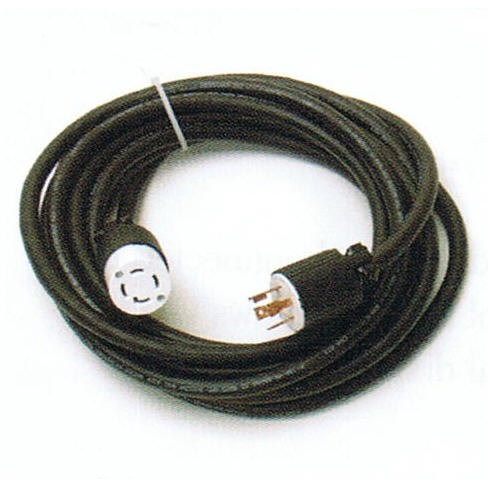 10 gauge 4-wire, male/female ends : Babbitts Honda Generator House