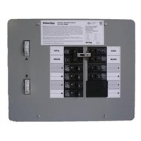 30 Amp, 125V, 6-circuit, Indoor (EU3) Transfer Switch