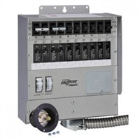 30 Amp, 10-circuit, Indoor Transfer Switch