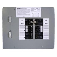 50 Amp, 12-circuit, Indoor Transfer Switch