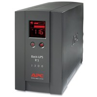 1300 VA/780 watt w/LCD (UTS back-up battery) APC