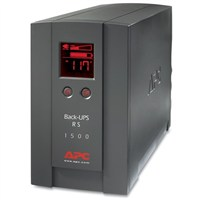 1500 VA/865 watt w/LCD (UTS back-up battery) APC