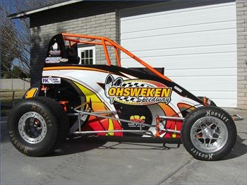 JJ's #1J Chili Bowl Entry side view