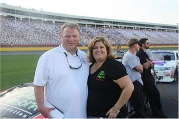 Don and Staci Raborn