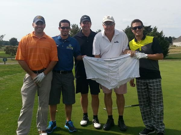 Bay Health Golf Tourney Team at Dover
