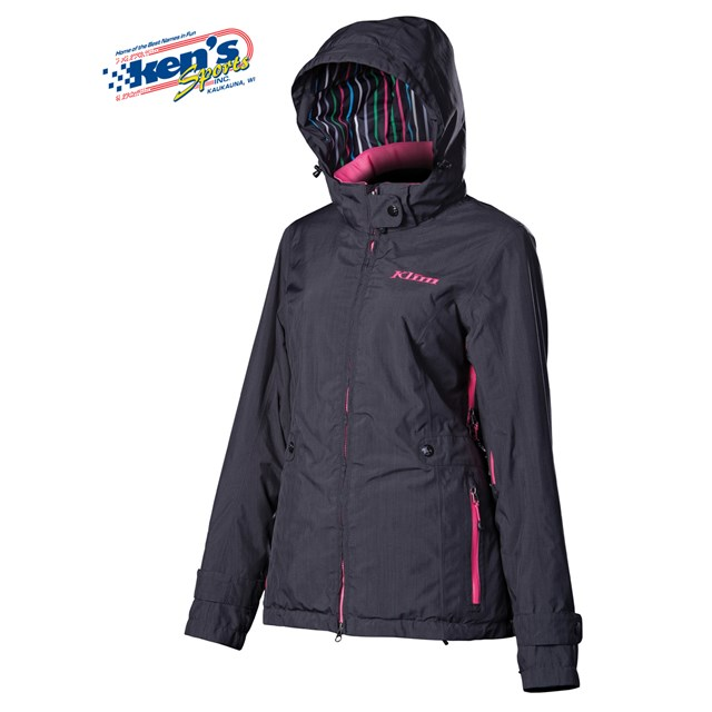 Womens Snowmobile Suits >> Women S Klim Pink Intrigue Parka Snowmobile Jacket