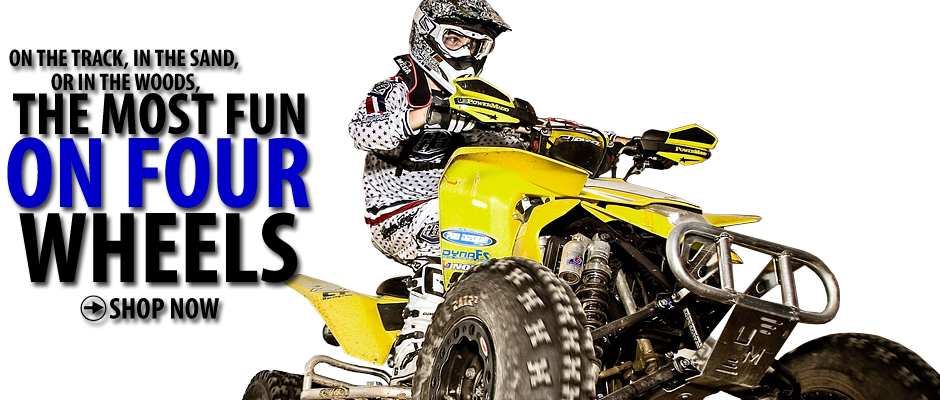 Browse Suzuki ATVs