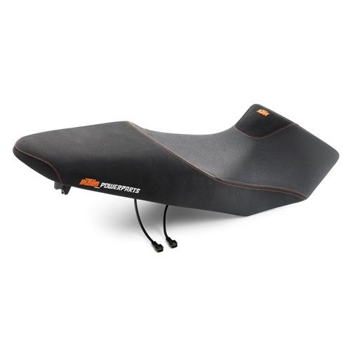 KTM ERGO SEAT HEATED, SINGLE-PIECE