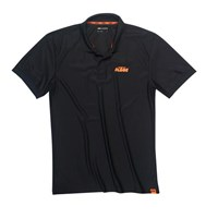 KTM MEETING POLO BLACK