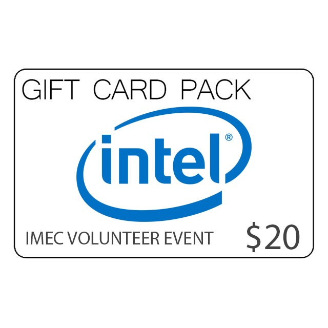 $20 GIFT CARD PACK