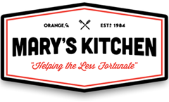 Mary's Kitchen Volunteer