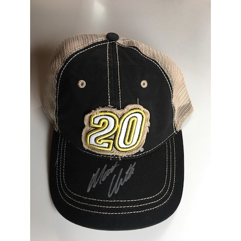 Autographed Varsity Hat  FREE SHIPPING