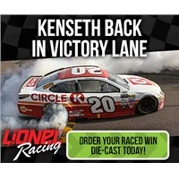 Pre-Order 2017 Color Chrome Circle K Phoenix Win
