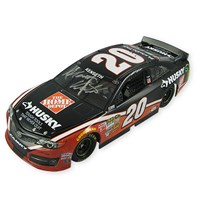 2014 Autographed Husky Color Chrome Die-Cast