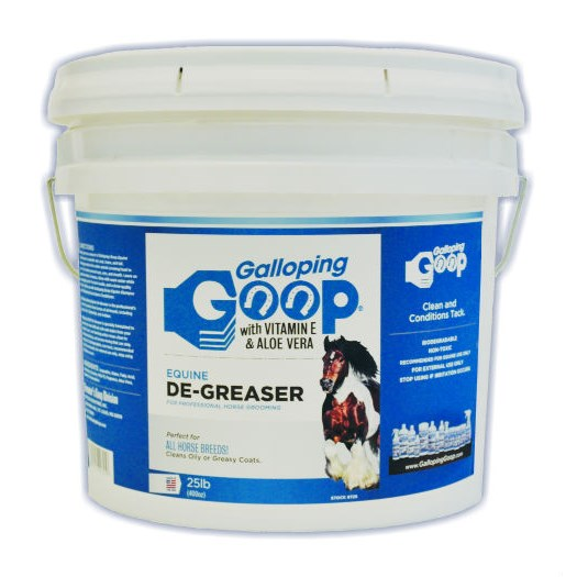 Galloping Goop Equine Degreaser