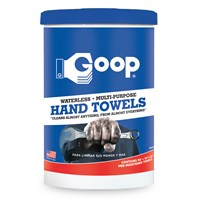 Goop Multi-Purpose Hand Cleaner Towels & Wipes