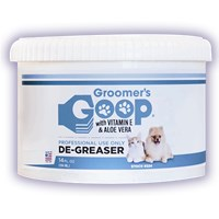 Groomer's Goop Creme & Liquid De-Greaser for Oily Coats