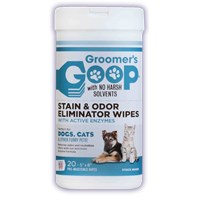 Groomer's Goop Pet Ear & Eye Wipes