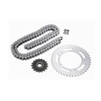 Suzuki OEM Chain and Sprocket Kit for 2009 - 2012 SFV-650