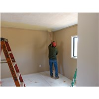 DAY 14: KEITH PAINTING BEDROOM CEILING