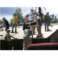 Project Team Reroofed 2 Local Homes