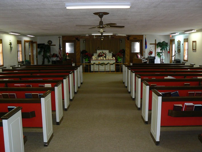 Church Sanctuary