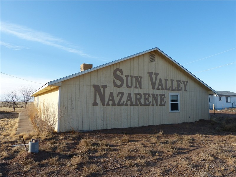 Possible renovation project for summer of 2013… Sun Valley AZ
