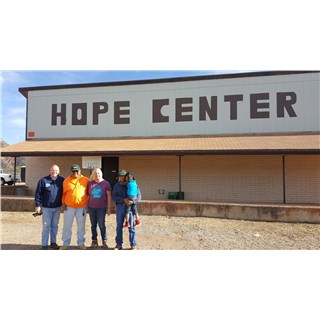 Hope Center - Randy, Veldon, Deborah, John, Jesse