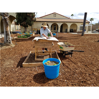 04/19/2018 Preparing Gardens for Open House