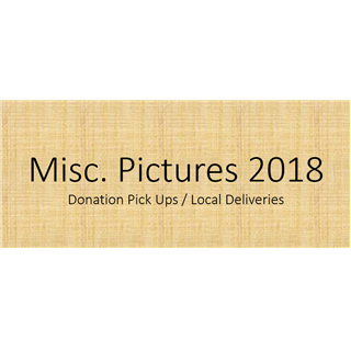 Misc Pictures 2018