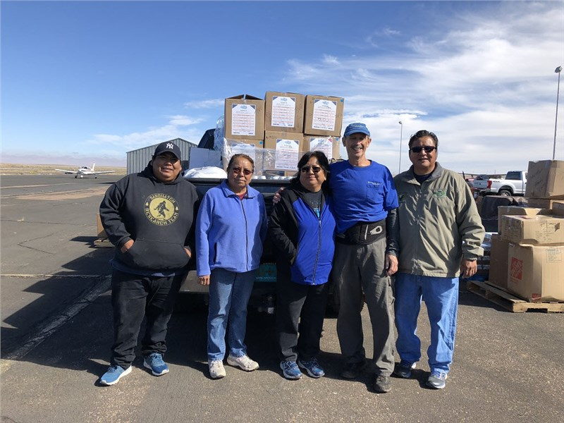 10/25/18 Thoreau Navajo Outreach