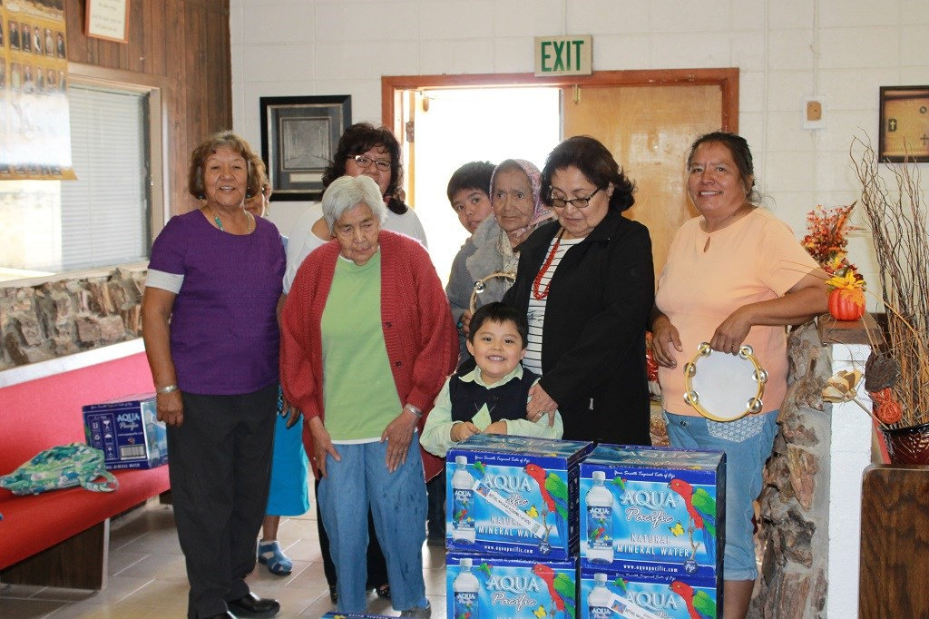 Bethel Navajo Assembly of God Distribution