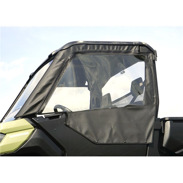 Can-Am Defender Soft Half Doors