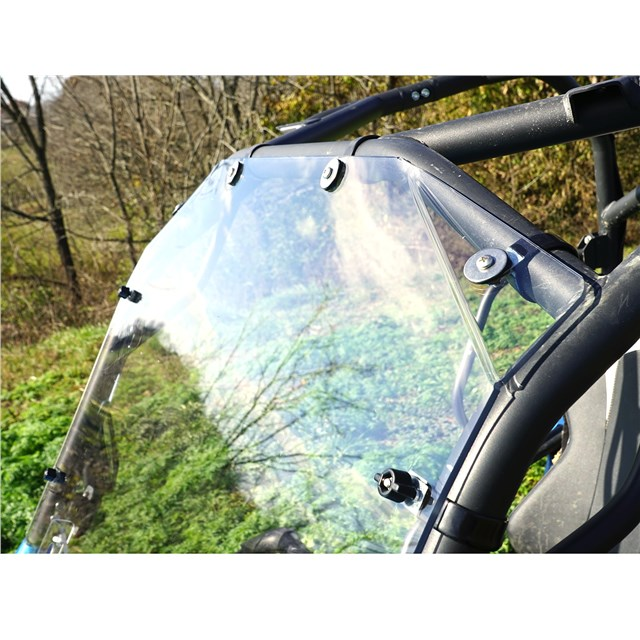 CF MOTO 2019 Z-FORCE 800/1000 AERO-VENT POLYCARBONATE WINDSHIELD