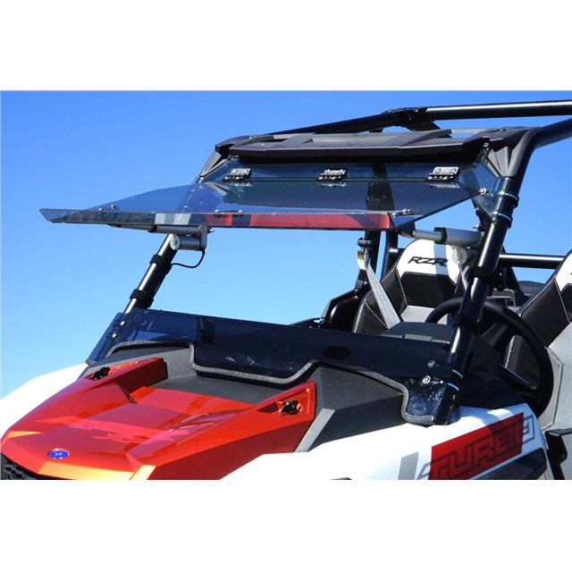 E-Flip Polaris RZR 1000XP Windshield