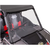 14-17 RZR 900/1000 FRONT FULL LEXAN WINDSHIELD
