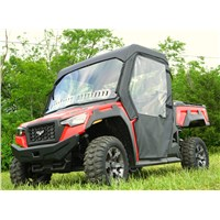 Arctic Cat Prowler Pro Full Cab with Aero-Vent Polycarbonate Windshield
