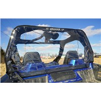 Arctic Cat Wildcat Sport Soft Rear Window