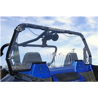 Arctic Cat Wildcat Sport Aero-Vent Polycarbonate Rear Window
