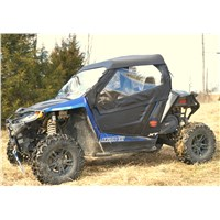 Arctic Cat Wildcat Trail Full Cab with Aero-Vent Windshield