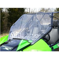 Arctic Cat Wildcat X Aero-Vent Polycarbonate Windshield