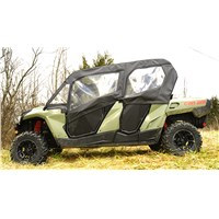 CAN-AM COMMANDER MAX SOFT DOOR KIT