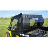 SLIDE-N-RIDE SOFT DOOR REAR WINDOW COMBO