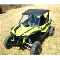 Honda Talon Aluminum Diamond Plate Roof