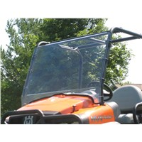 CLUB CAR 1550 FULL POLYCARBONATE WINDSHIELD